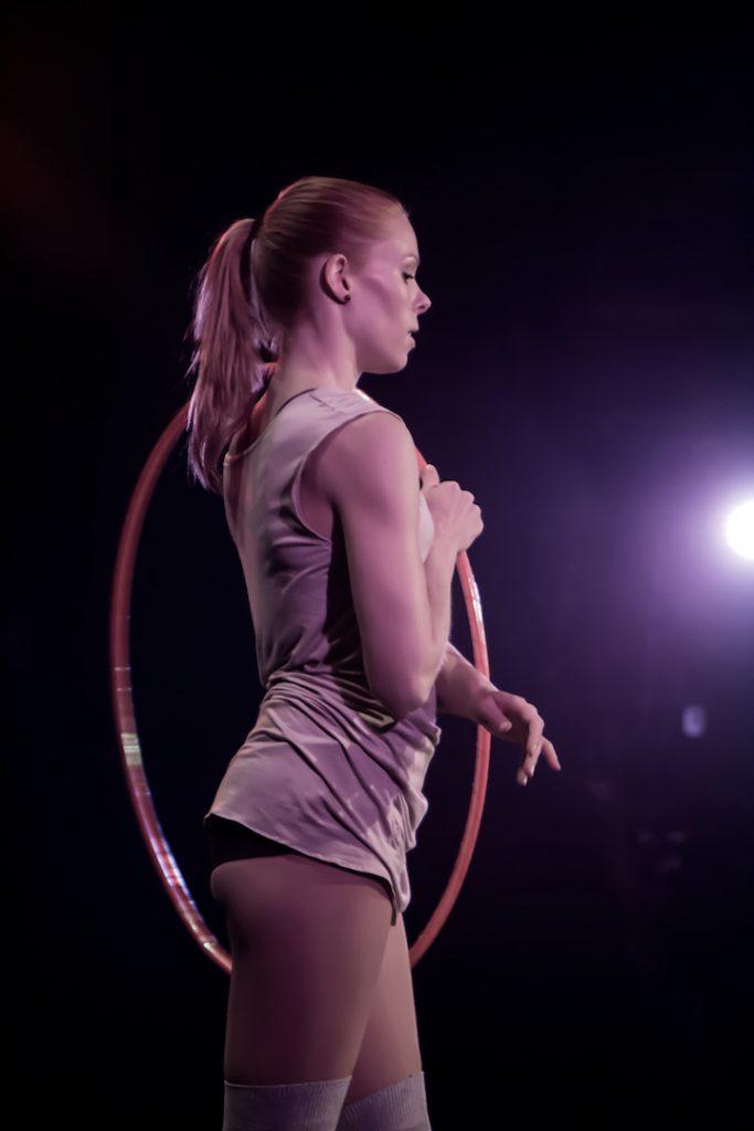 Hulahoop Hula Hoop Show Artist Annika Hakala